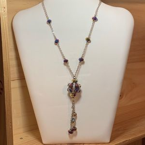 Long Gorgeous Neckpiece